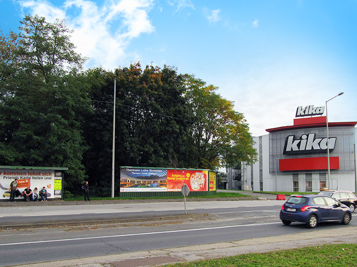 Advertising on jumbo posters and billboards | Sms Marketing d.o.o. | advertisement on the Austrian market- Kika