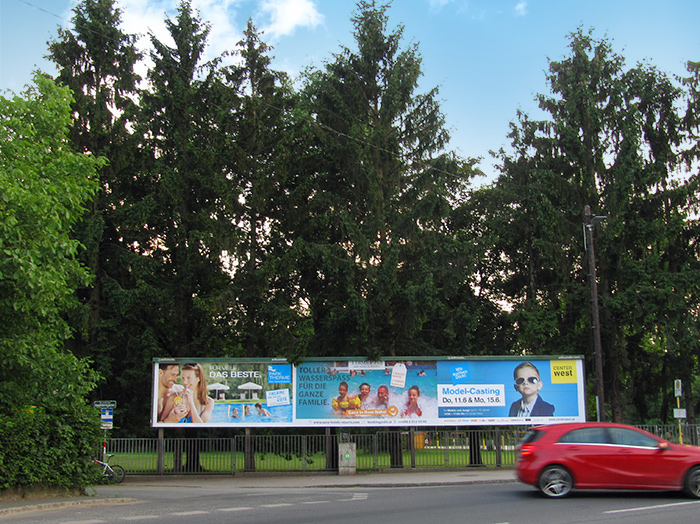 Advertising on jumbo posters and billboards | Sms Marketing d.o.o. | advertisement on the Austrian market - Terme Ptuj
