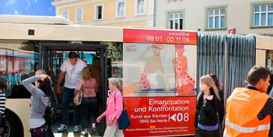 Oglaševanje na avtobusih | Sms Marketing d.o.o. | Oglas na avstrijskem trgu - K08
