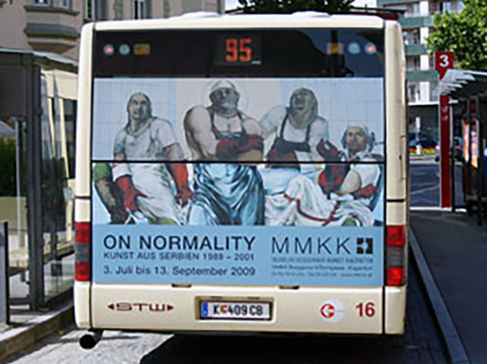 Advertising on buses in Austria | Sms Marketing d.o.o. | Advertising on the Austrian market - MMKK
