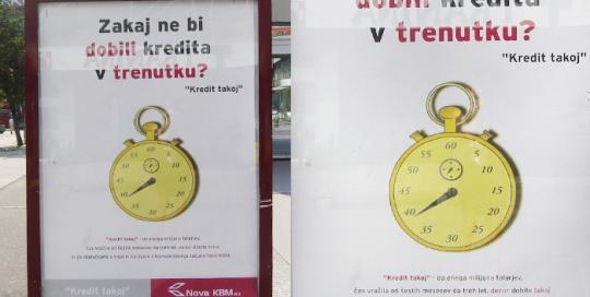 Oglaševanje na zunanjih oglasnih površinah | Sms Marketing d.o.o. | City Light oglas